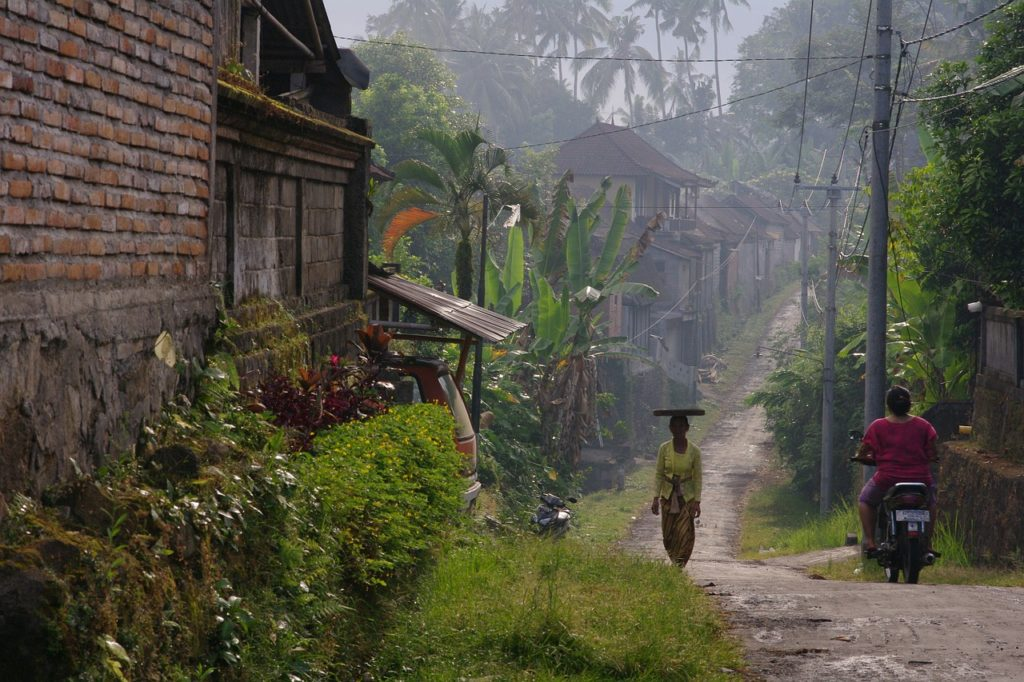 village-Bali